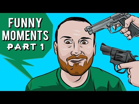 SEANANNERS FUNNY MOMENTS Part One