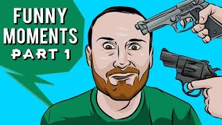 SEANANNERS FUNNY MOMENTS (Part One)