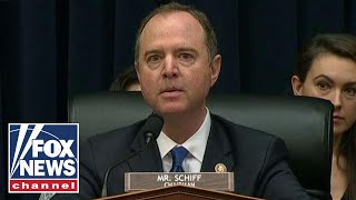 Republicans call on Schiff to resign during House Intel Committee hearing