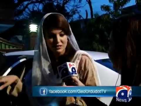 Asked Imran Khan for anniversary gift, he divorced me instead. Reham Khan