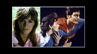 Margot Kidder, la première interprète de Loïs Lane dans Superman, s
