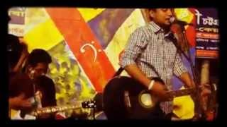 Dhulabali by ashes on music night chittagon