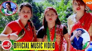 New Nepali Comedy Lok Geet 2073   Raksi Ganayo - Bhojraj Kafle & Roshani Rasaili