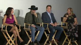 Cast Q&A (From Season 8 Finale Event) | Heartland | CBC