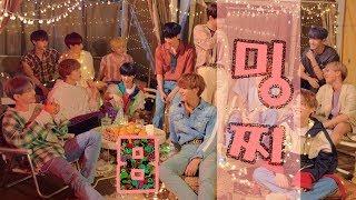 [Hoshi x Mingyu] Puppy Hamzzi Gummy Love EP.8 곁다리 열한 명 Eleven Gooseberries 十一电灯泡