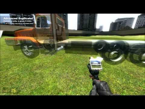 Vidéo découverte Jouons a Garry s Mod