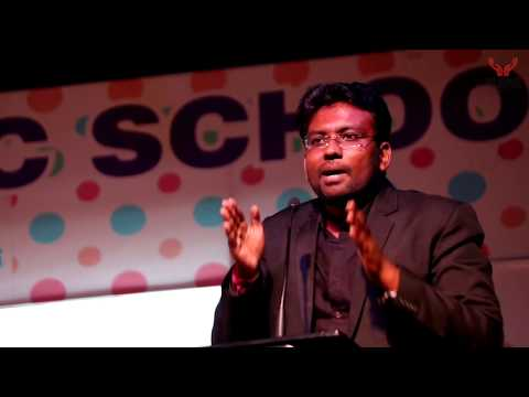 The recent video of our Sakthi Coach   Fantastic Speech   Chief Guest  