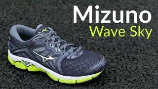 Mizuno Wave Sky - Running Shoe Overview