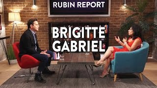Brigitte Gabriel and Dave Rubin: Terrorism, The Muslim Brotherhood, and Linda Sarsour