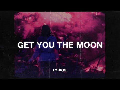 Kina Get You The Moon Lyrics ft. Snow
