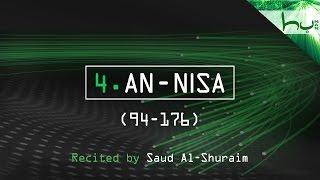 4. An-Nisa (94-176) - Decoding The Quran - Ahmed Hulusi