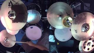 "STRIVERS - ""Against All Deceptions"" Drum Playthrough"