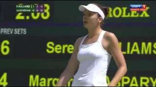 Margarita Gasparyan - Top 10 One-handed backhand