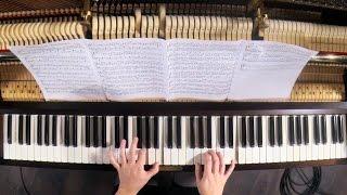 Wintergatan Marble Machine -  PIANO VERSION