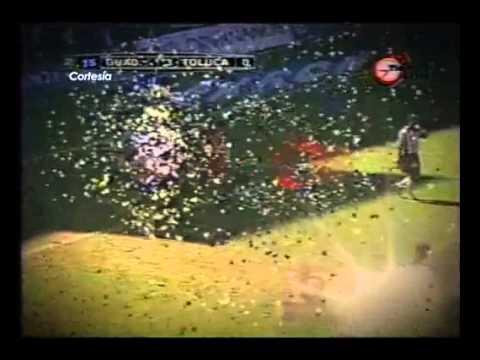 Toluca Goles de Cardozo a Chivas