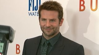 Bradley Cooper on His Embarrassing Kiss With 'Burnt' Co-Star Daniel Bruhl