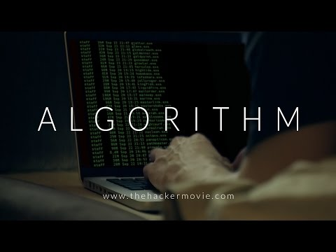 ALGORITHM The Hacker Movie