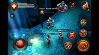 Dungeon Hunter 2 - iPhone/iPod touch - Trailer