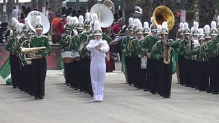 Moore MS - Crosswinds March - 2016 Loara Band Review