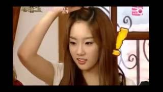 SNSD Taeyeon Funny Moments