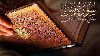 سورة يس - سعد الغامدي مكتوبة