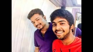 Vijay's Intro Song In Theri Named