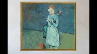 Child with a Dove---Picasso