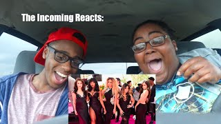 The Incoming Reacts to Fifth Harmony at the  BBMAs 2016