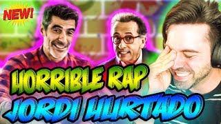 EL NUEVO (HORRIBLE) RAP DE JORDI HURTADO ft JORGE FERNÁNDEZ (La ruleta de la suerte)