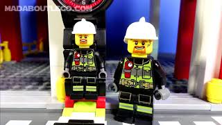 LEGO City Firefighters Watch