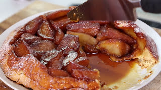 How To Make A Tarte Tatin - French Upside Down Apple Tart (from scratch)