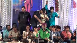Kirtidan Gadhvi   Surat Live - 3   Mogal Chedta Kalo Nag   Nonstop   Gujarati Dayro 2016