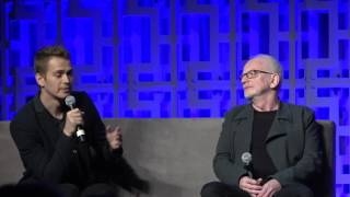 Hayden Christensen and Ian McDiarmid | Star Wars Celebration Orlando 2017