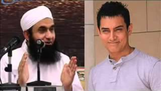 Why I Met Aamir Khan  Bayan by Maulana Tariq Jameel   Video Dailymotion
