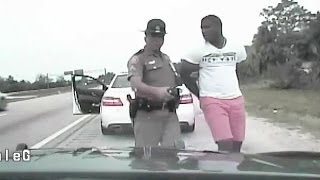 Yasiel Puig -- HANDCUFFED IN PINK SHORTS ... Officer FURIOUS During Speeding Arrest | TMZ
