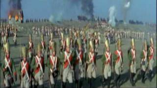 AUSTERLITZ - The Battle itself - 2 Dec 1805 - Part 2/4 : Attack of Austro-Russians (Abel Gance 1960)