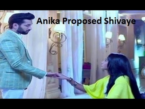 Ishqbaaz Biggest Twist!! Anika Romantic Love Proposal For Shivaye | 2017 upcoming Episode