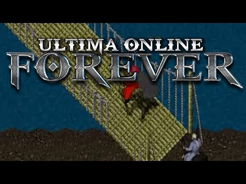 Let's play Ultima Online Forever Pt. 2 - Pk-ers, lions, and bears OH MY?