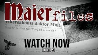 Top Secret ... Maier Files ... Wat je niet mag weten