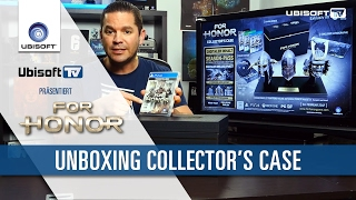 For Honor - Unboxing Collector