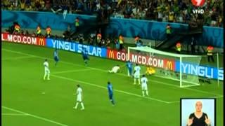 Brasil 2014: Italia 2 - Inglaterra 1