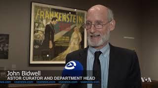 New York Museum Celebrates Frankenstein at 200