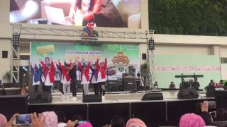 ZARA LEOLA in Bekasi Summarecon for Pegadaian 5 nov 2016
