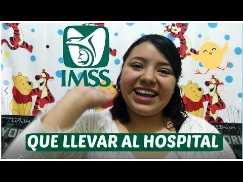 Que llevar al hospital para dar a luz IMSS 💚