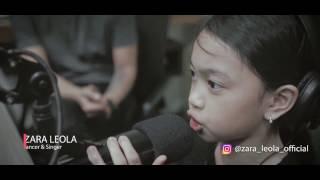 ZARA LEOLA Interview Radio