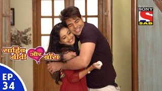 Sahib Biwi Aur Boss - साहिब बीवी और बॉस - Episode 34 - 4th February, 2016