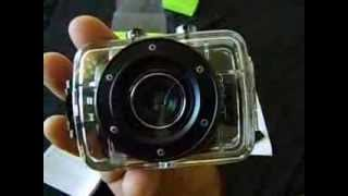 3 SIXT HD sports action cam video camera review