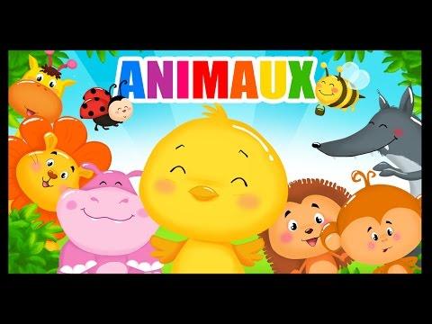 Apprendre les animaux et leurs cris en français avec les Titounis!