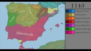 The History of Iberia: Every Year