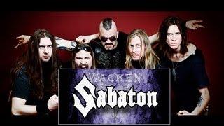 Sabaton Live Wacken Open Air 2013 - Full concert HD